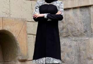 مدل مانتو کتی کوتاه جدید و زیبا