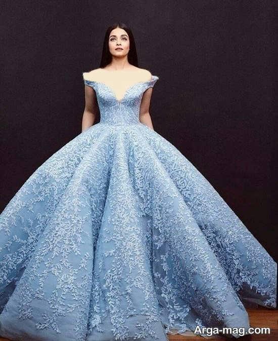 لباس زیبای مجلسی