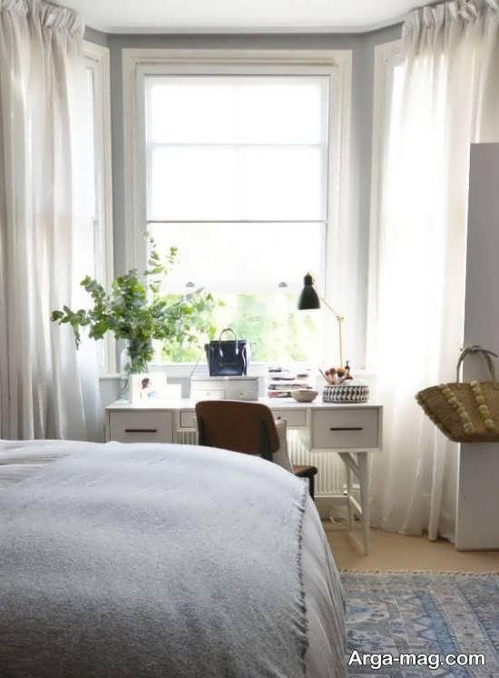 طراحی دکور ساده اتاق خواب