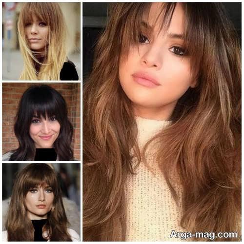مدل مو بلند و جدید