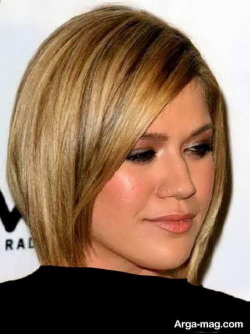 مدل موی کوتاه و شیک زنانه