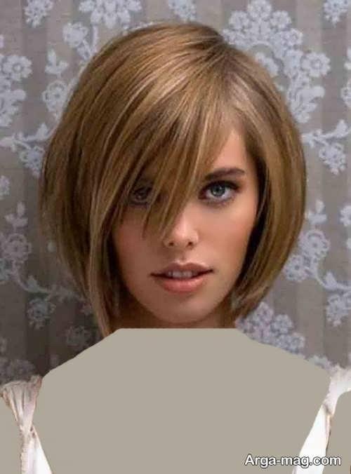 مدل مو شیک و کوتاه