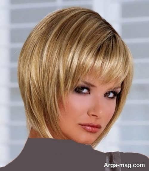 مدل موی کوتاه و جذاب زنانه