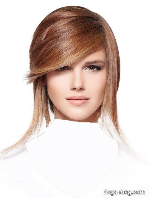 مدل زیبا و شیک موی کوتاه