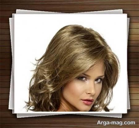 فرمول ترکیبی رنگ موی زیبا زیتونی