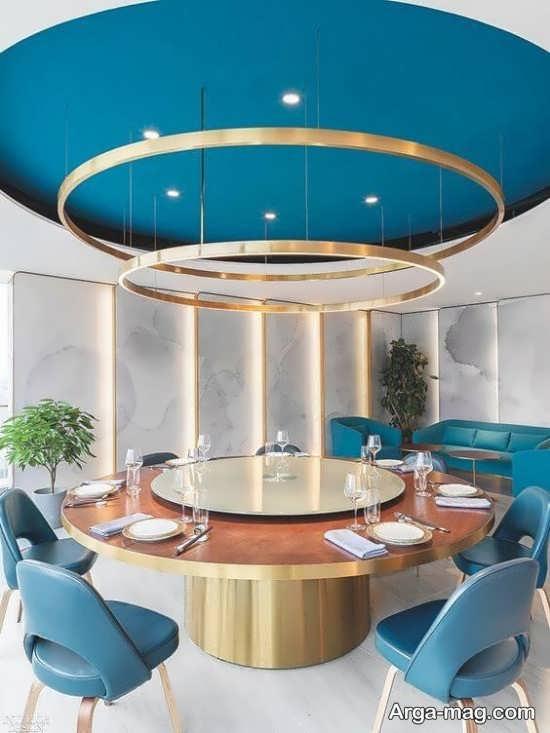 معماری داخلی رستوران امروزی