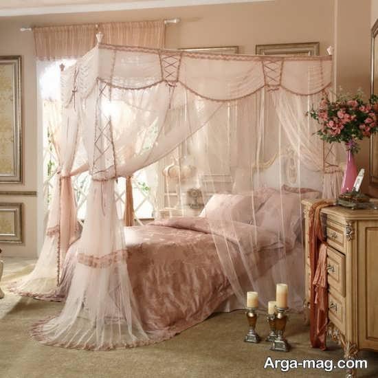 تخت خواب های سلطنتی زیبا