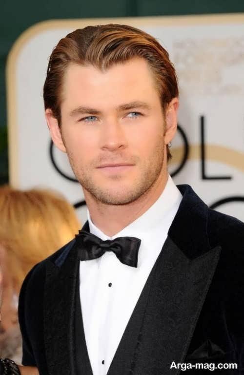 مدل موی شیک و جذاب مردانه