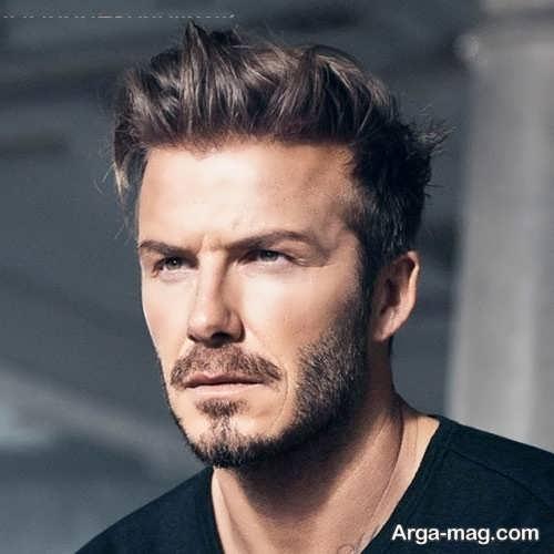 جدیدترین مدل موی مردانه ساده