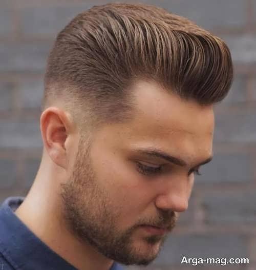 مدل موهای مردانه ساده