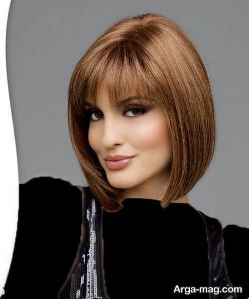 رنگ موی زنانه عسلی