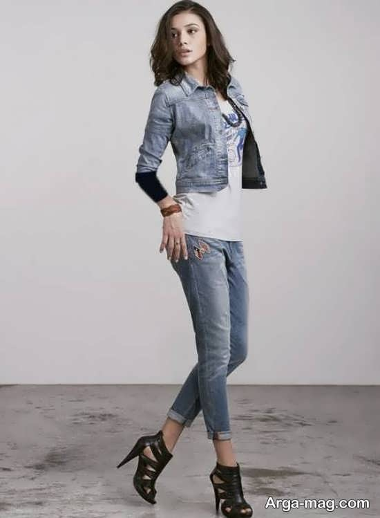 مدل لباس مجلسی اسپرت دخترانه بسیار زیبا برای جذابیت بیشتر در جوانی