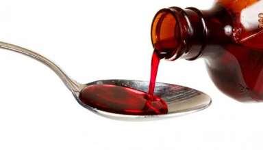 موارد منع مصرف شربت سودوافدرین