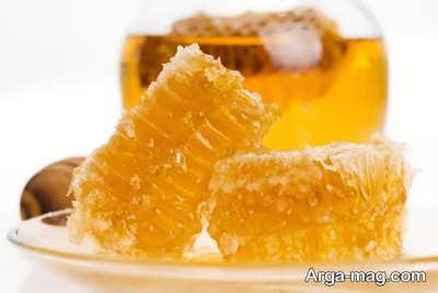 درمان سنتی معده درد با عسل