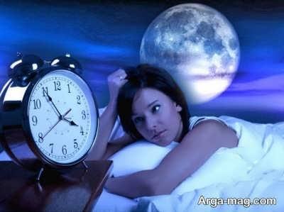 راه های سنتی درمان بی خوابی شبانه