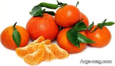 نارنگی رفع کننده بی خوابی شبانه