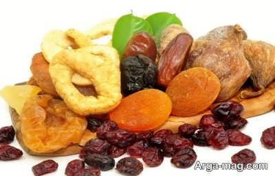 درمان کم خونی با غذاها