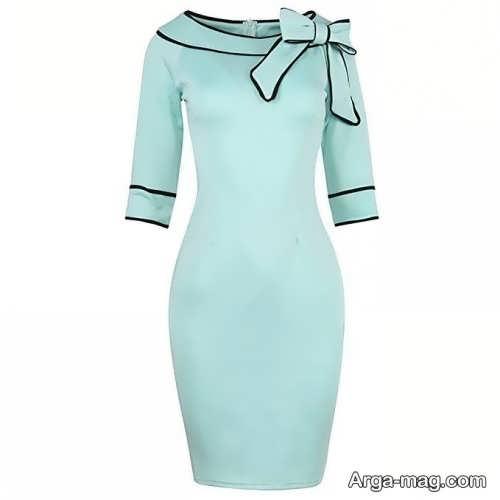 مدل لباس مجلسی زیبا و جذاب کوتاه