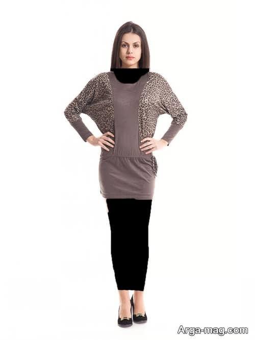 مدل لباس مجلسی کوتاه و جذاب زنانه