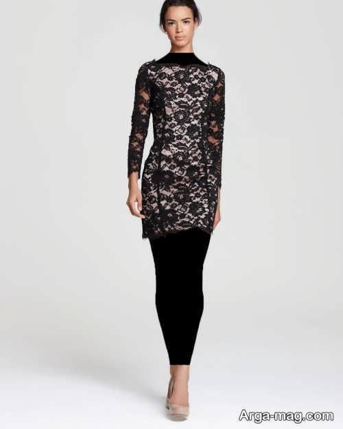 مدل لباس مجلسی گیپور شیک و جذاب