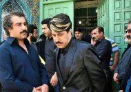 """سلفی هومن حاجی عبداللهی از روزهای آخر """"پایتخت"""""""