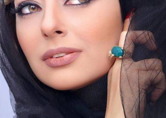 بازیگر زن معروف ایرانی در روسیه