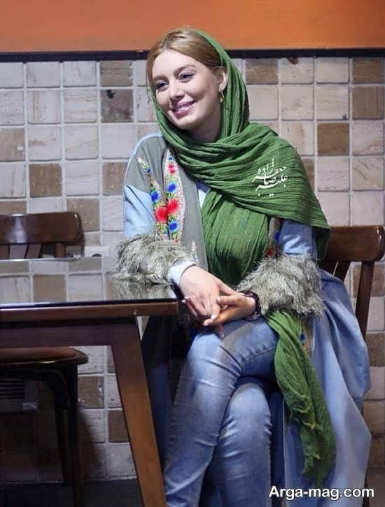 سحر قریشی در مشهد