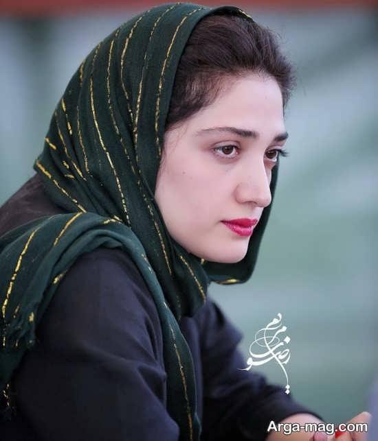 تیپ جدید مینا ساداتی