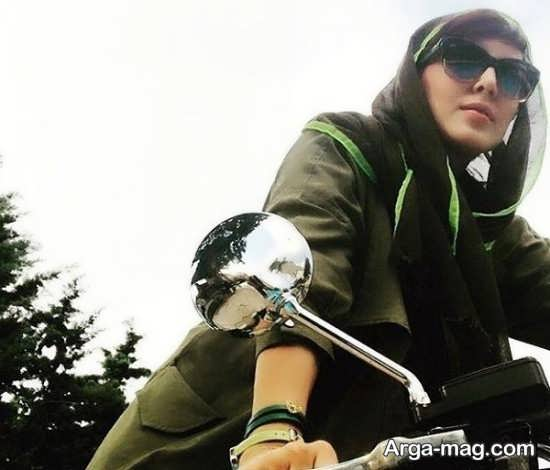 موتور سواری لیلا بلوکات
