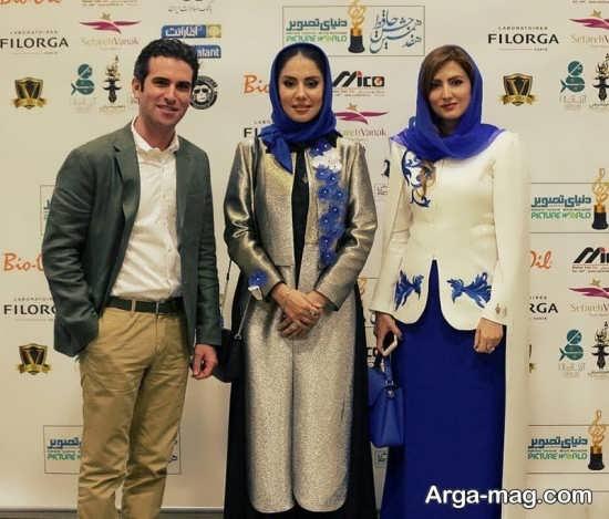 سمیرا حسینی و هوتن شکیبا