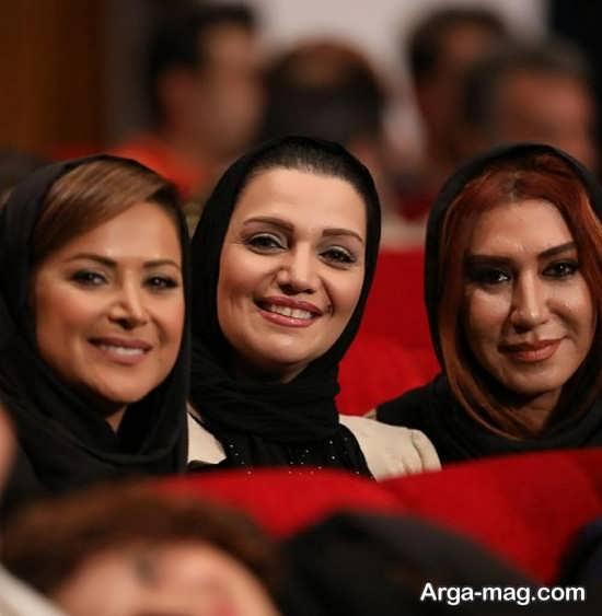 بازیگران زن در جشن منتقدان