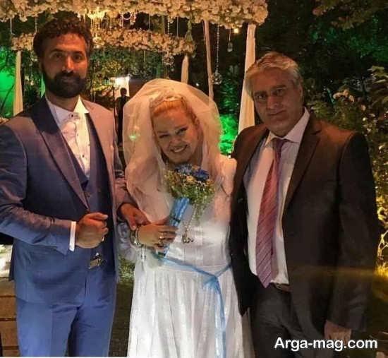 عروسی بهاره رهنما و امیر خسرو عباسی