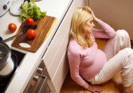 دلایل سرگیجه در بارداری