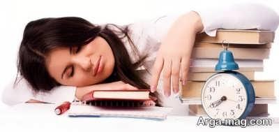 دلیل خستگی زیاد و روش درمان آن