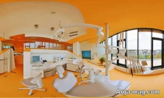 دکوراتیو مطب دندانپزشکی