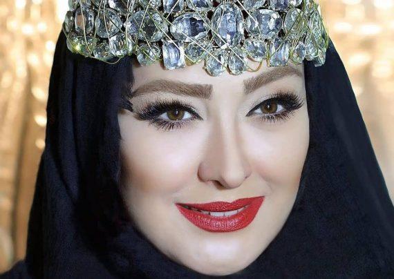 عکس جدید الهام حمیدی