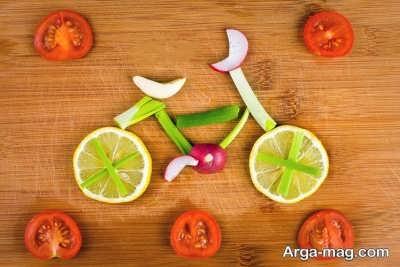 سبزیجات پتاسیم دار درمان کننده فشار خون بالا