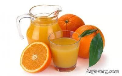 آب نارنج و پرتقال کاهنده فشار خون