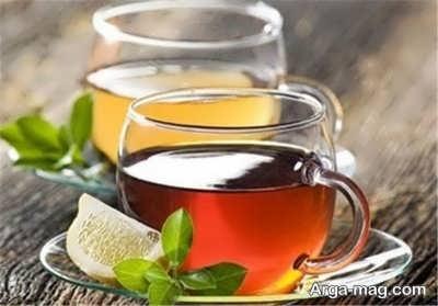 درمان خانگی فشار خون بالا با چای سبز