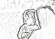 حضانت فرزند پسر بعد از جدایی با پدر است یا مادر؟
