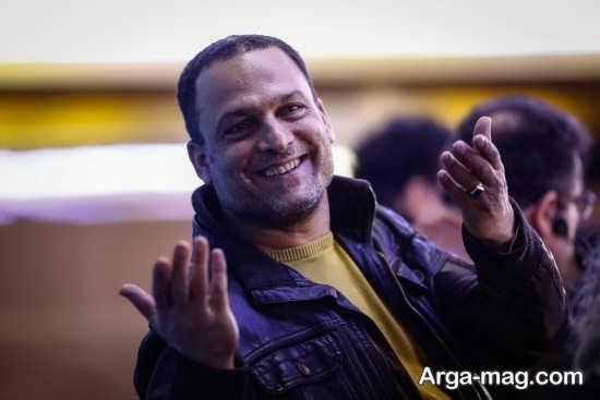 مرد خوش چهره سینمای ایران حسین یاری