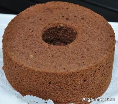 طرز تهیه کیک شکلاتی فندقی