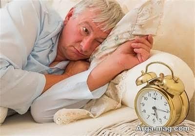 علت بی خوابی