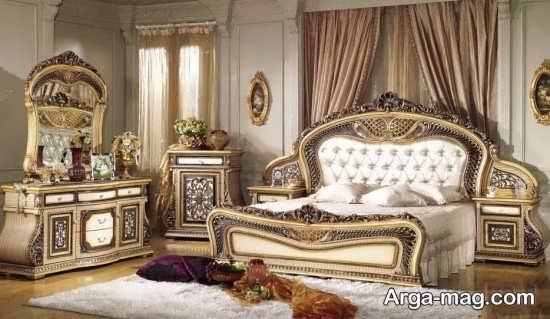مدل سرویس خوابی سلطنتی