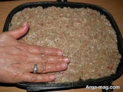 طرز تهیه کوکو گوشت