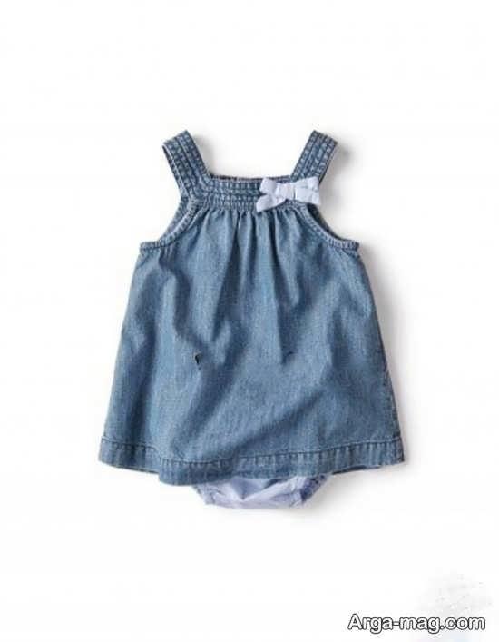 لباس نوزادی زیبا دخترانه