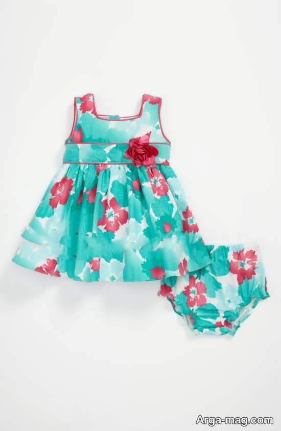 لباس زیبا دخترانه