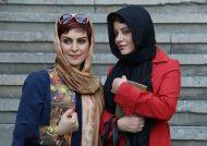 ماه چهره خلیلی در موسسه خیریه مشهد