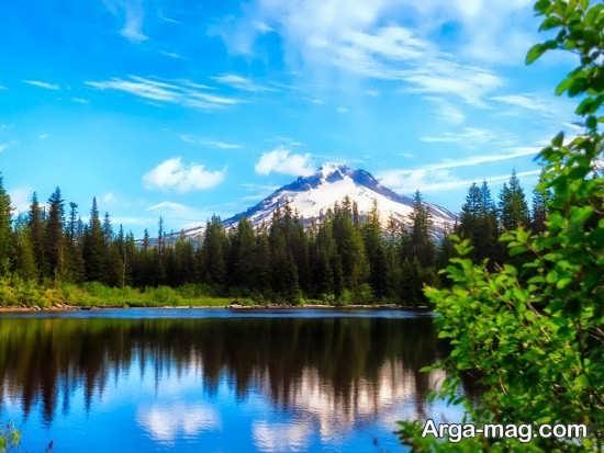 منظره های زیبای جهان