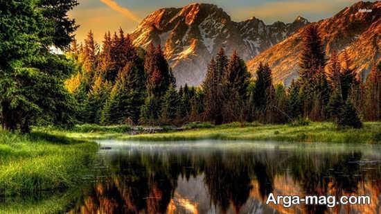 منظره های زیبای طبیعی در جهان